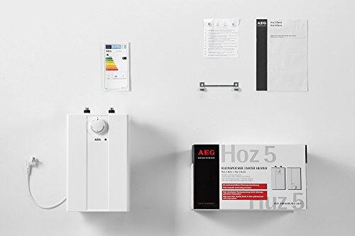 AEG 222162 Huz 5 Basis Kleinspeicher EEK A