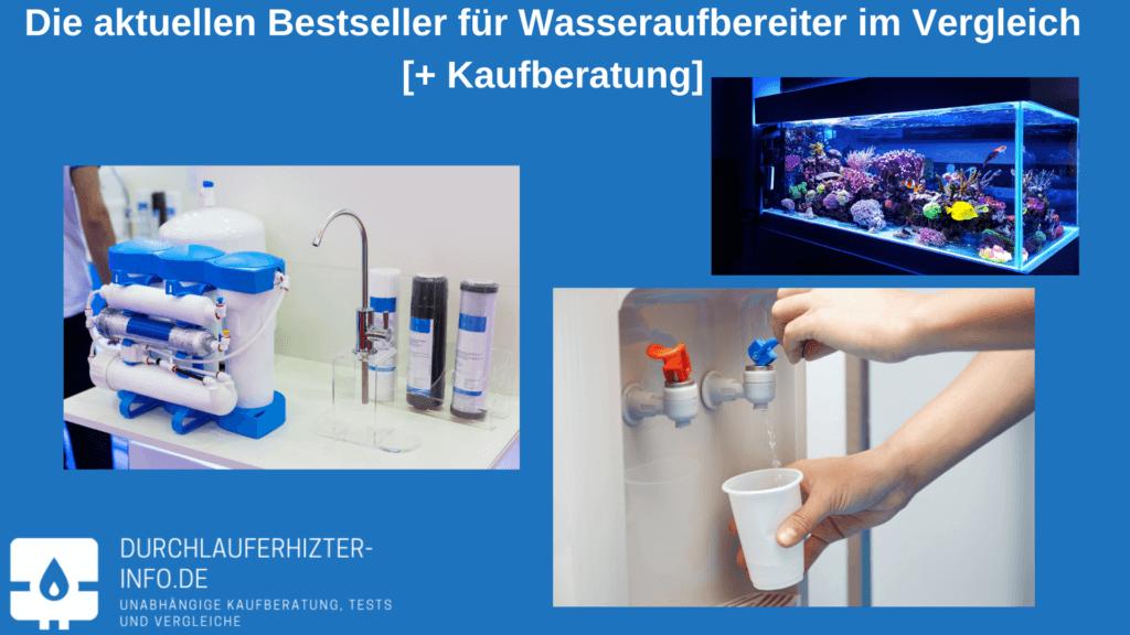 Wasseraufbereiter Test