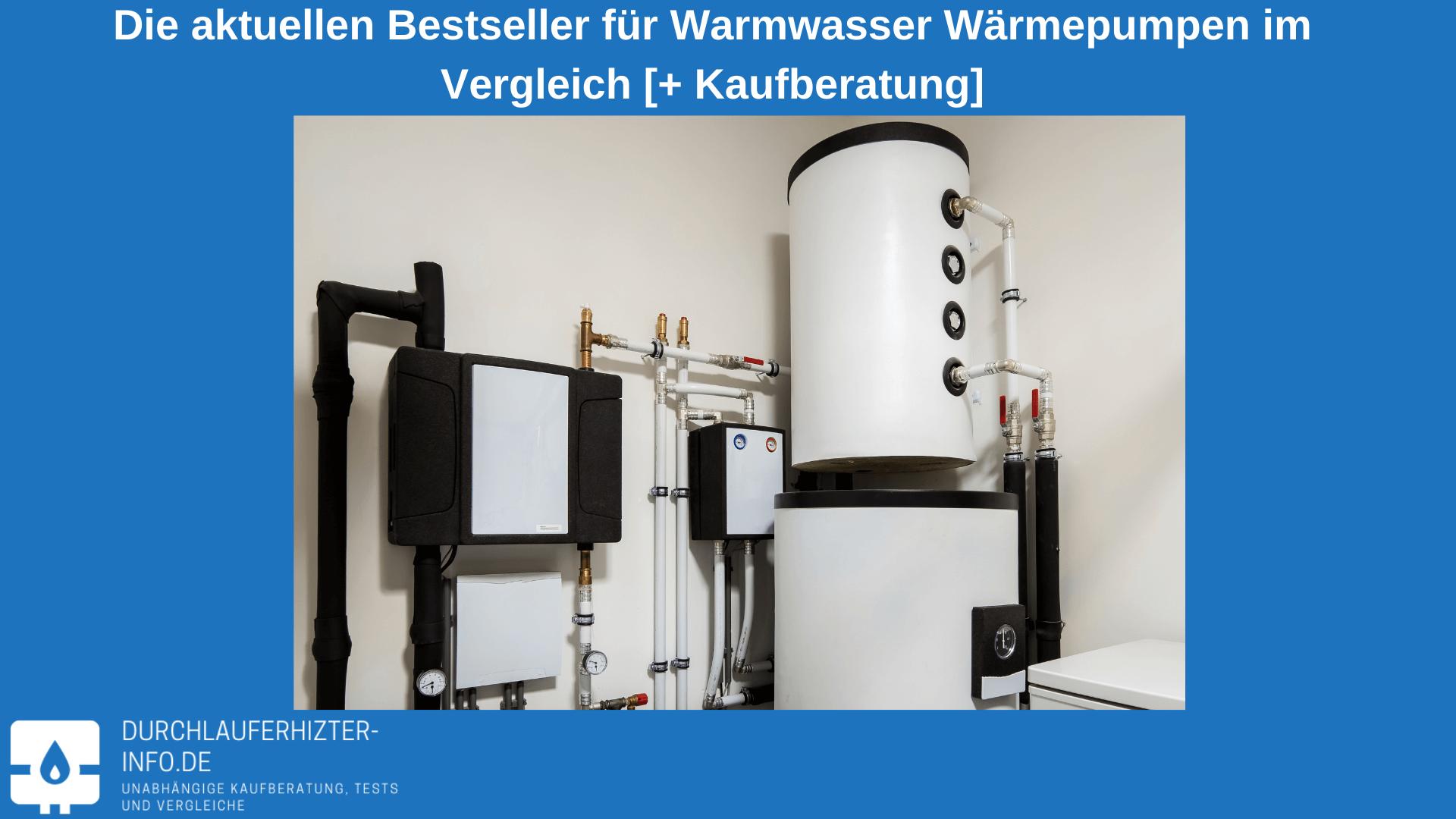 warmwasser waermepumpe test bild